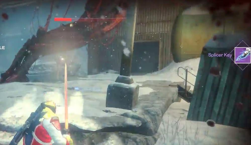 Destiny: Spleißerschlüssel farmen in Rise of Iron