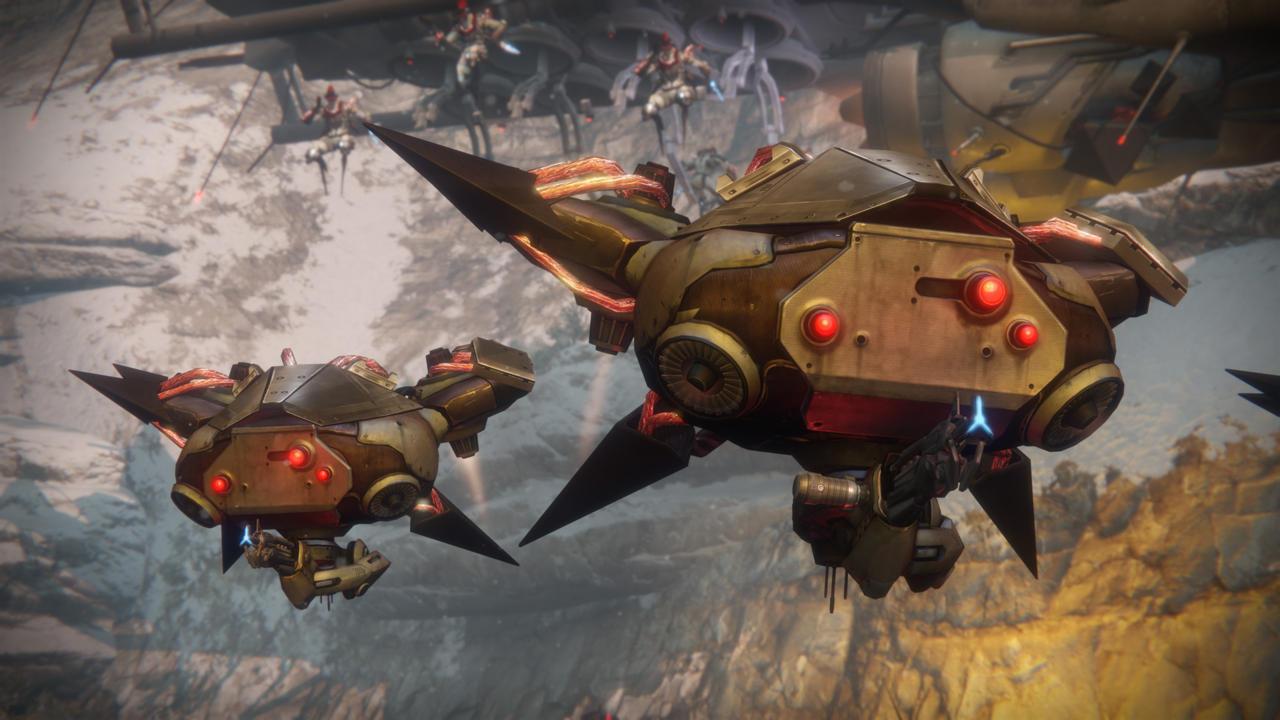 Destiny: Kein Grafik-Update für die PS4 Pro – Zumindest nicht zum Release