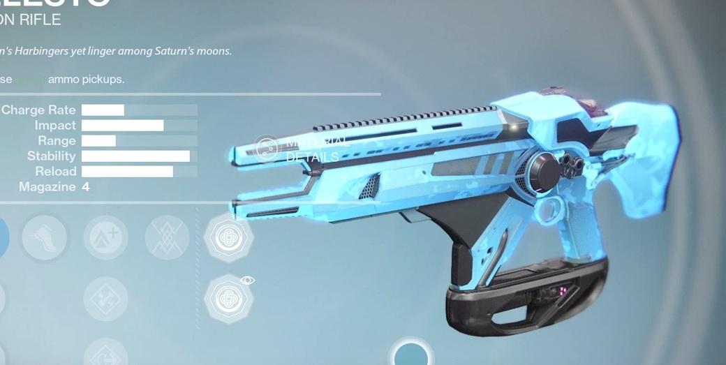 """Destiny: Diese Waffen-Ornamente sind zum Launch von """"Rise of Iron"""" im Spiel"""