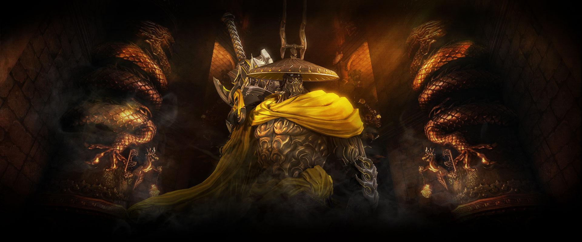 """Blade & Soul – Neues Dungeon """"Zitadelle der Dunkeldraken"""" und verbilligte Upgrades"""