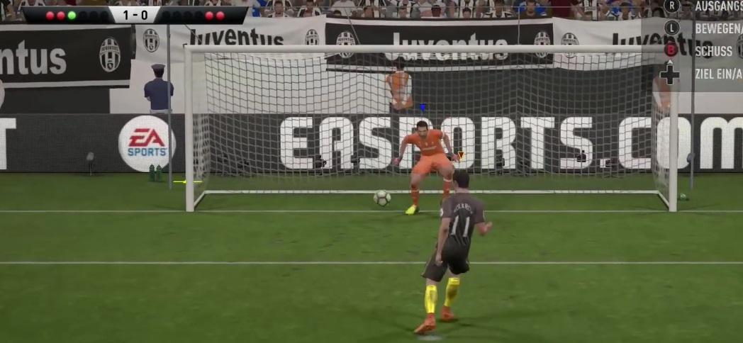 Fifa 17 Elfmeter Halten