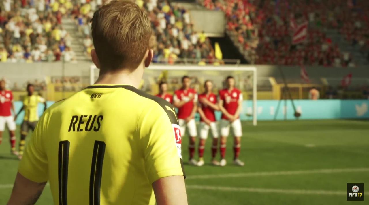 FIFA 17 Tipps: Freistöße endlich richtig schießen – Schnell erklärt