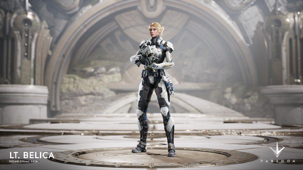 Paragon: Lt. Belica greift durch – Aktuelles Update bringt neuen Charakter