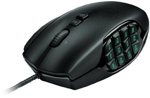 Angebote bei Amazon am 12. Oktober: Logitech G600 MMO-Maus um 14% reduziert