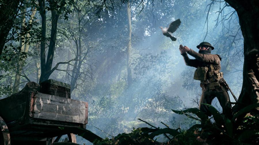 Battlefield 1: Spieler gedenken Ersten Weltkrieg, legen Feuerpause ein