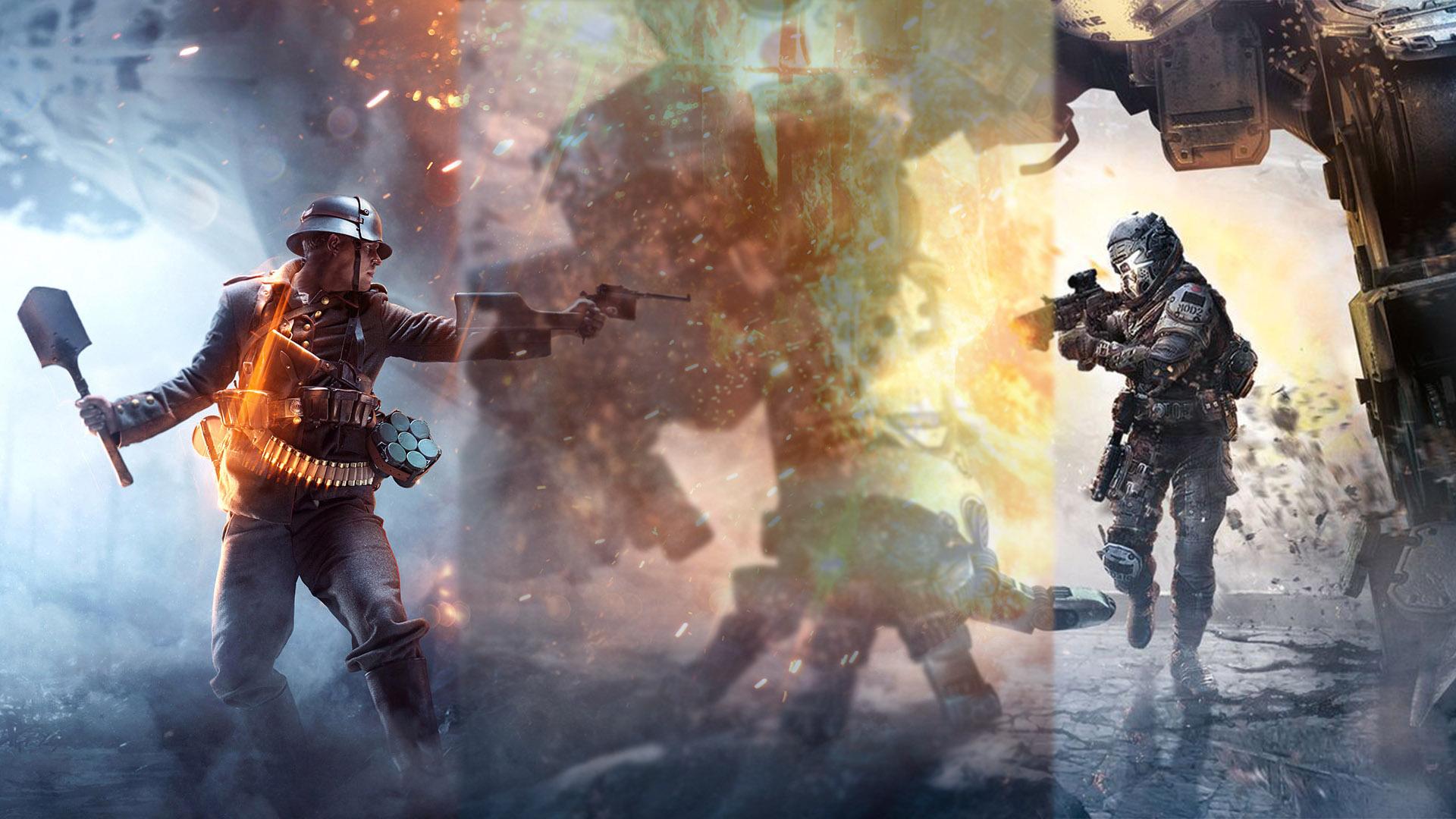 Battlefield 1 oder Titanfall 2 – Welcher Shooter eignet sich für mich?