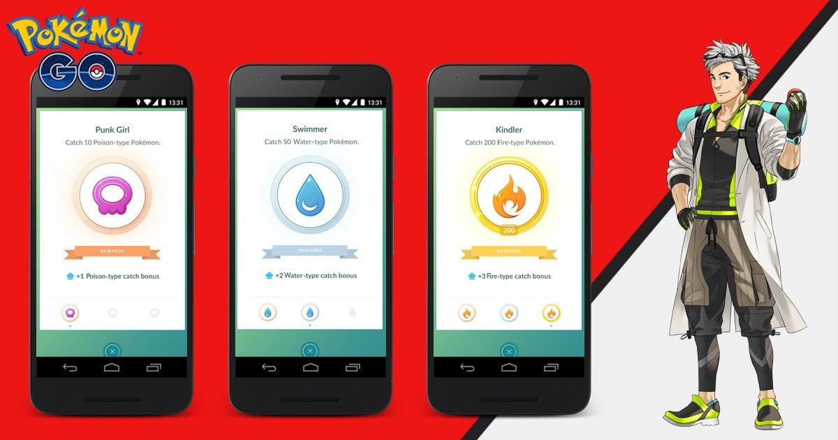 Pokémon GO: Mehr seltene Pokémon durch Fang-Bonus-Funktion!