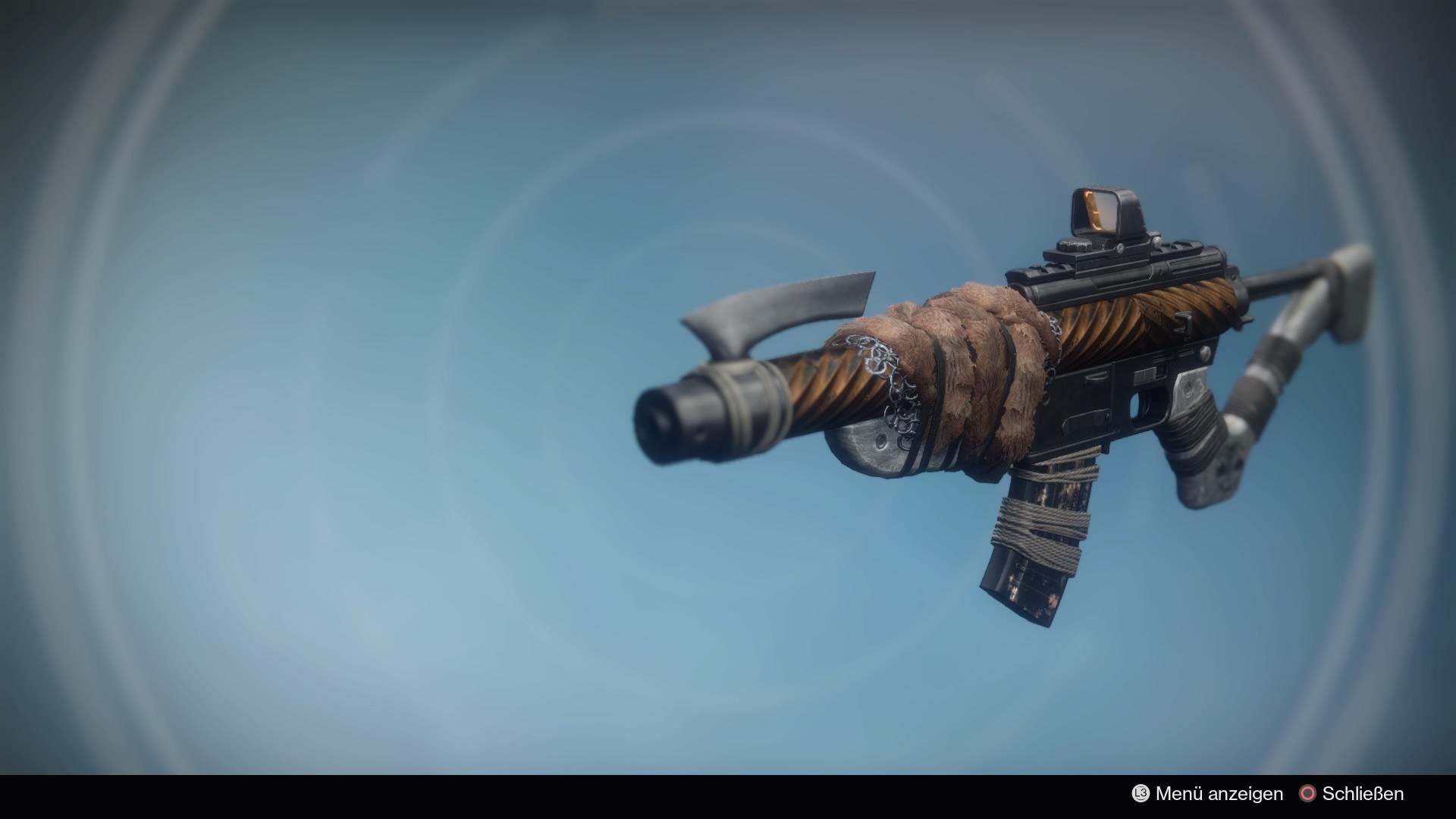 Destiny: Die Waffen des Oktober-Eisenbanners – Was bringt Efrideet mit?