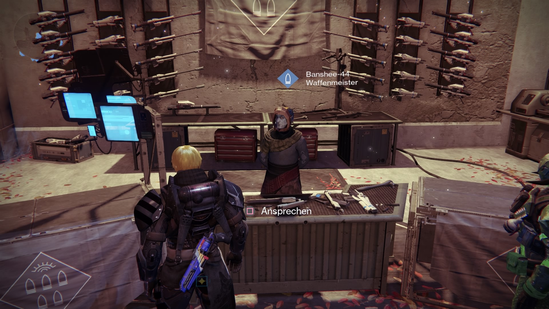 Destiny: Waffentag heute – Das Angebot von Banshee-44 am 26.10.