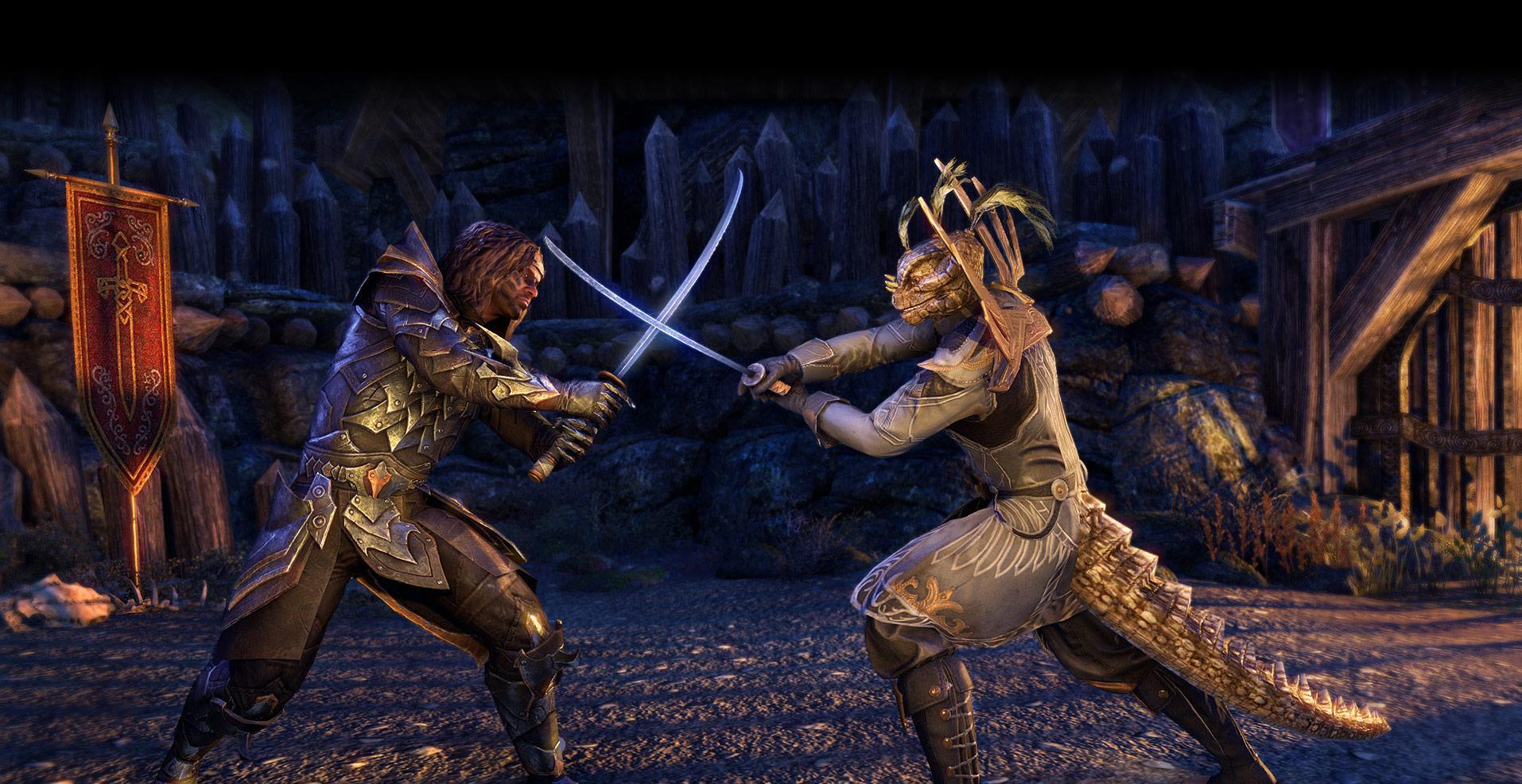 The Elder Scrolls Online ändert das Kampfsystem und die Fans lieben es!