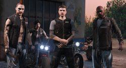 GTA 5 Online Gangs