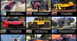 GTA 5 Online Jubliäum Angebote