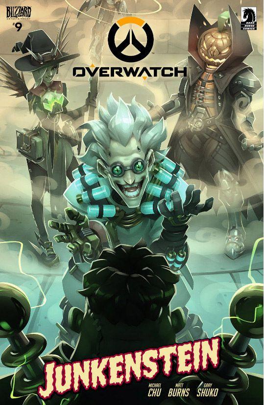 """Overwatch: Halloween-Comic """"veröffentlicht"""" – spoilert einige Skins"""