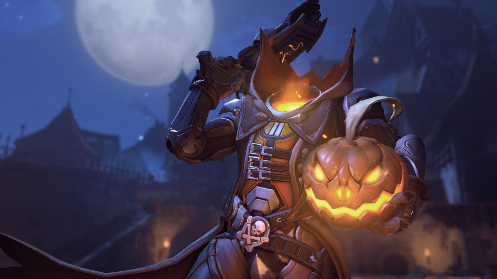 Overwatch: Alle Skins des Halloween-Events in der Übersicht
