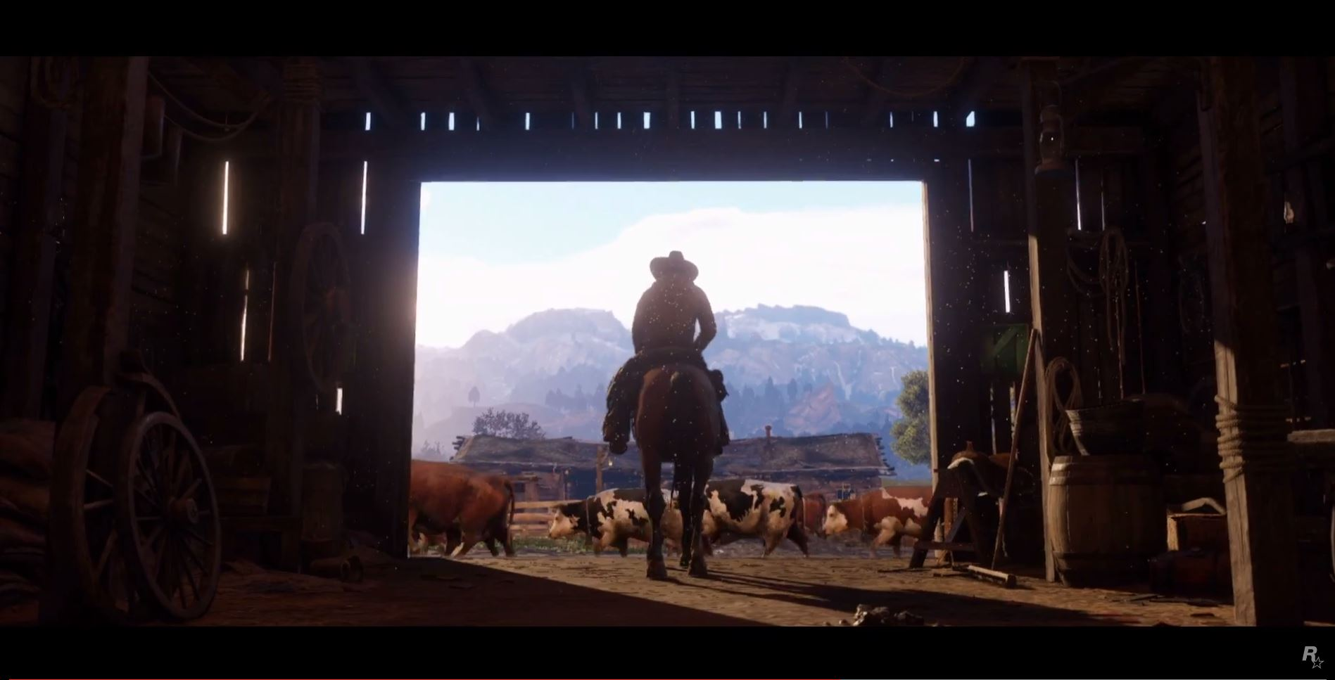 Red Dead Redemption 2: Seht hier den offiziellen Trailer!