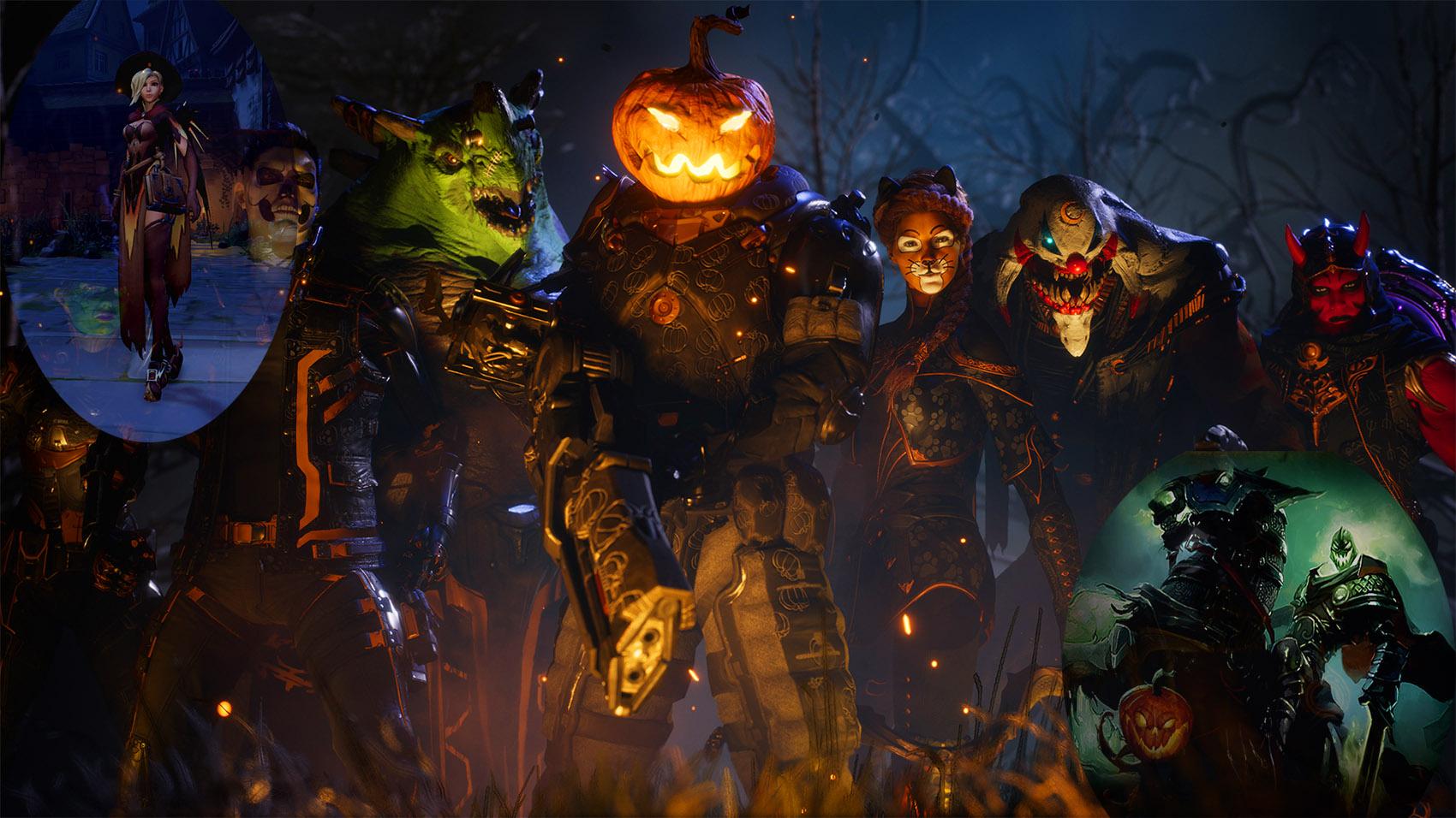 Halloween-Special: In diesen Games gibt es Süßes oder Saures!