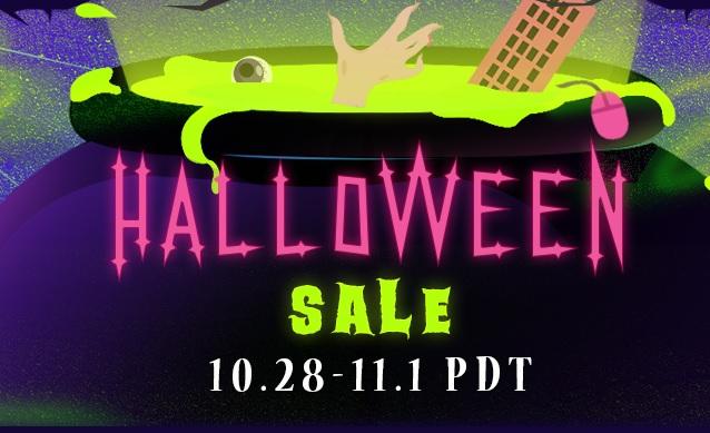 Steam: Halloween-Sale lockt mit gruseligen Angeboten