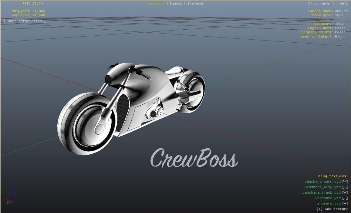 GTA 5 Online: 8 geheime Fahrzeuge für das Biker-DLC geleakt!