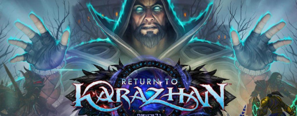 WoW: Legion – Patch 7.1 Rückkehr nach Karazhan jetzt live!