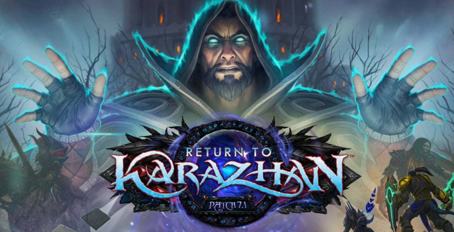 """WoW: Legion – Hier ist der Termin für Patch 7.1 """"Rückkehr nach Karazhan"""""""