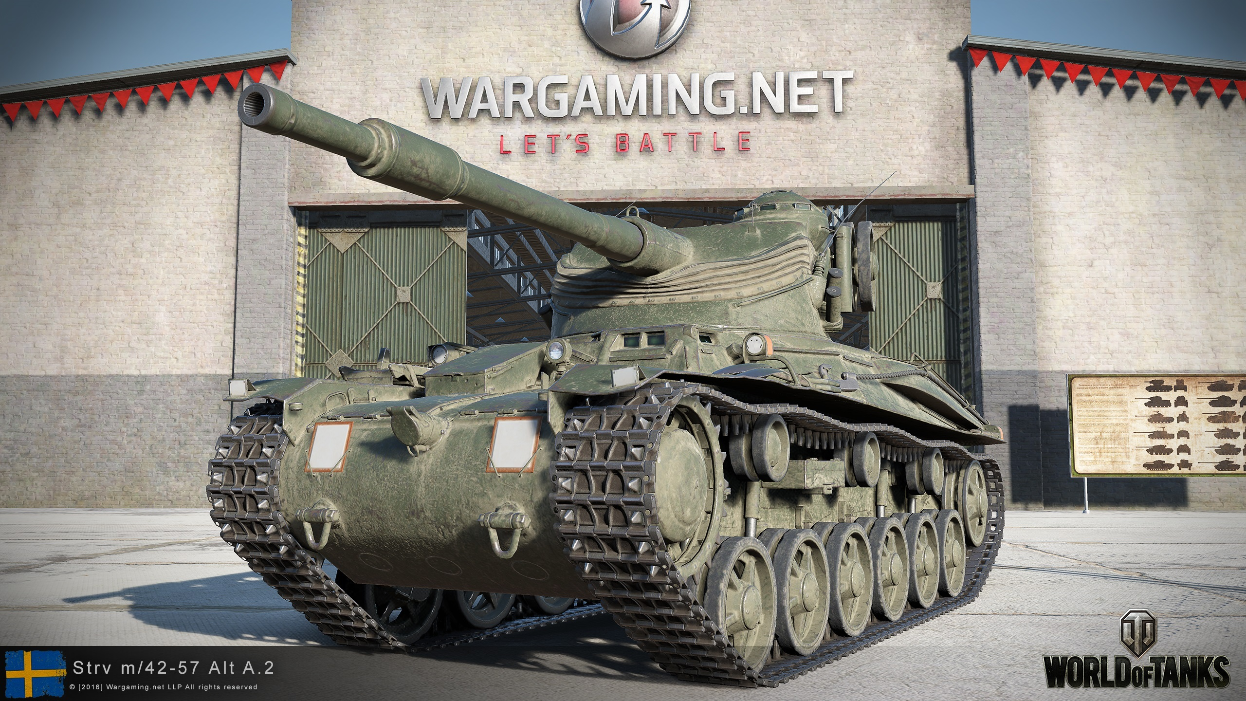 World of Tanks: Frontlines – 30vs30-Massenschlachten als Beta spielbar!