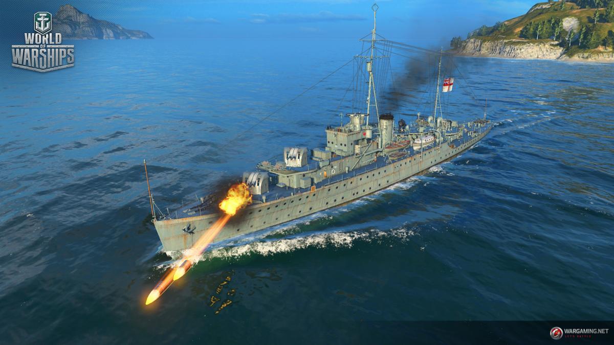 World of Warships baut PvE aus – Große Pläne für 2017