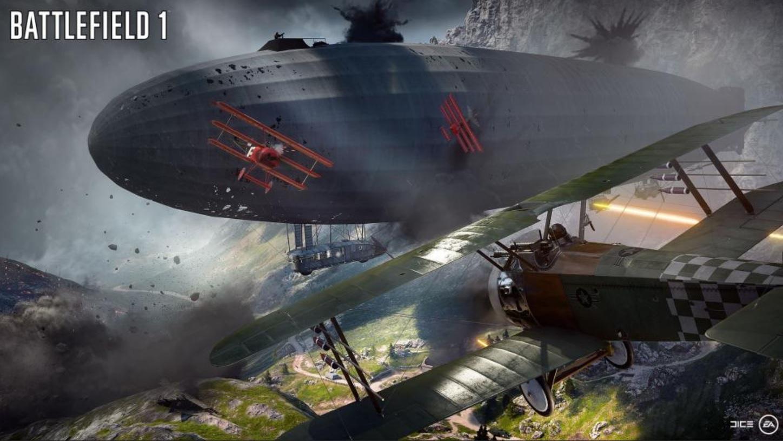 Battlefield 1: Patch 1.05 ist live – Patchnotes des Dezember Updates auf Deutsch gibt's hier