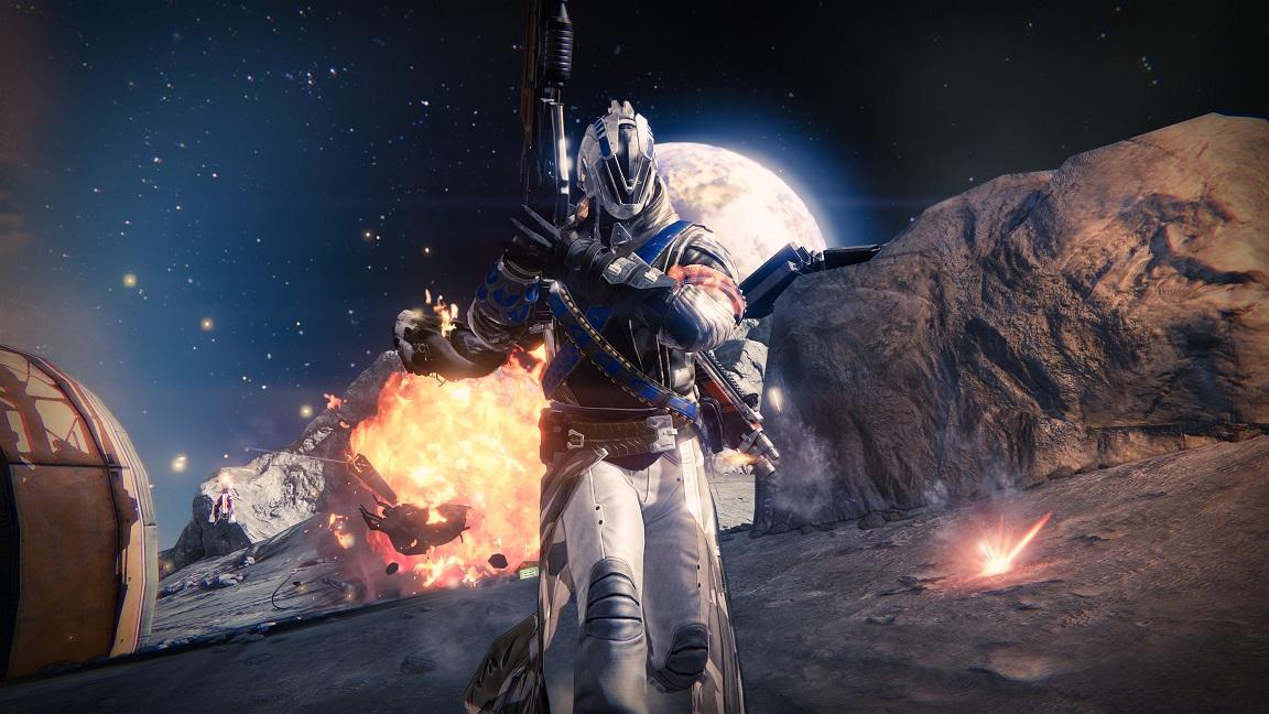 Destiny: Mit dieser Methode kommt Ihr an Items über 385 Licht-Level