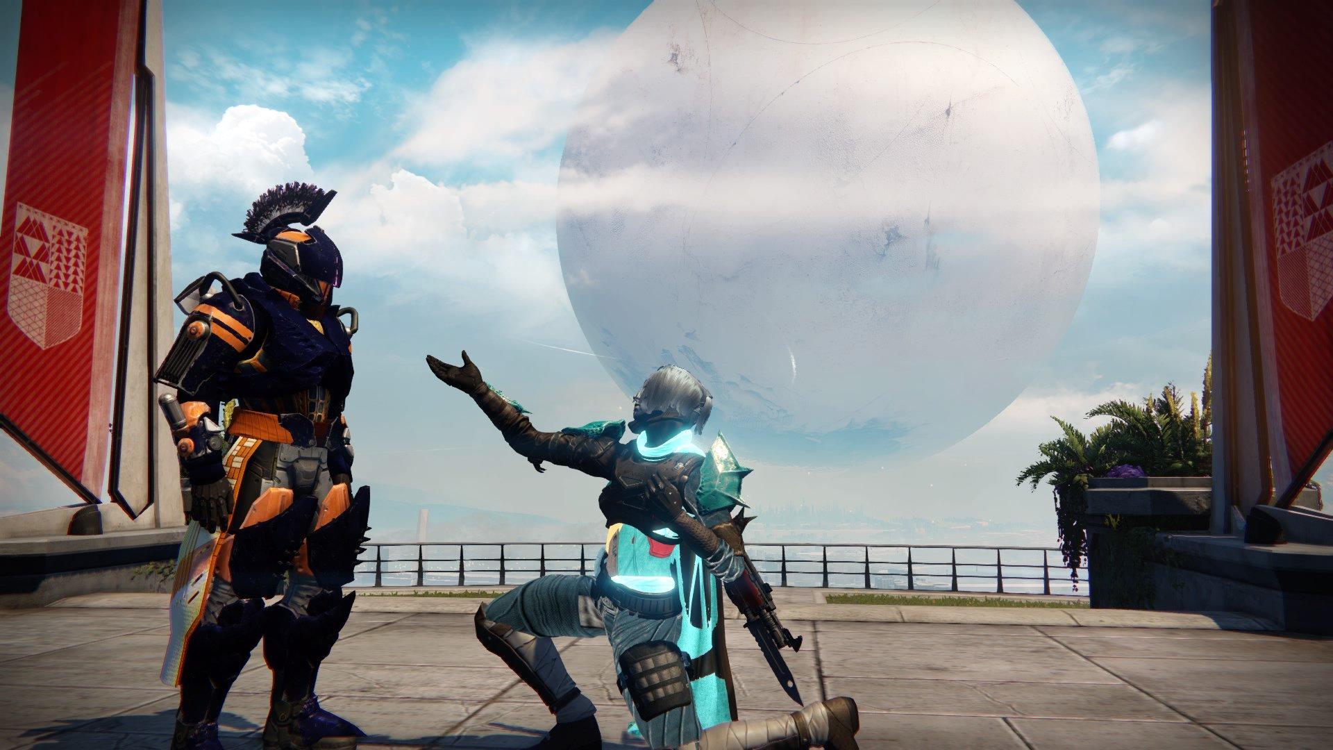 Destiny: Heiratsantrag im Turm – Bungie macht Ingame-Verlobung möglich