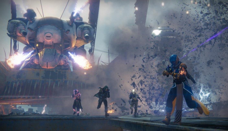 6 Hüter, 1 Boss und sonst nichts – Ein solcher Raid-Kampf könnte in Destiny 2 kommen