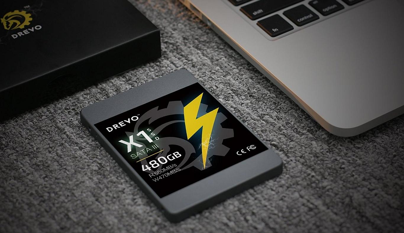 Amazon-Schnäppchen am 17. Oktober: 480 GByte SSD-Speicher für nur 108€