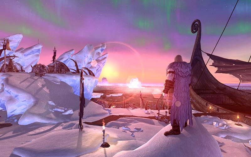 Neverwinter: Sea of Moving Ice ist jetzt für PS4 und Xbox One live