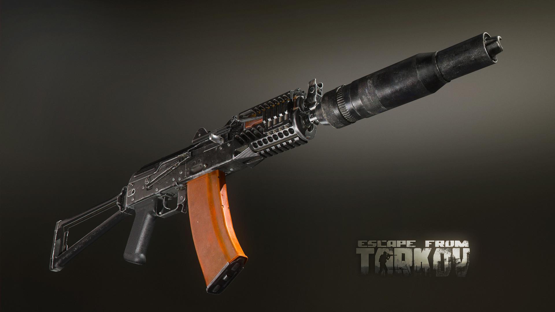 Escape from Tarkov: Echte Kalashnikovs für realistischere Schussgeräusche