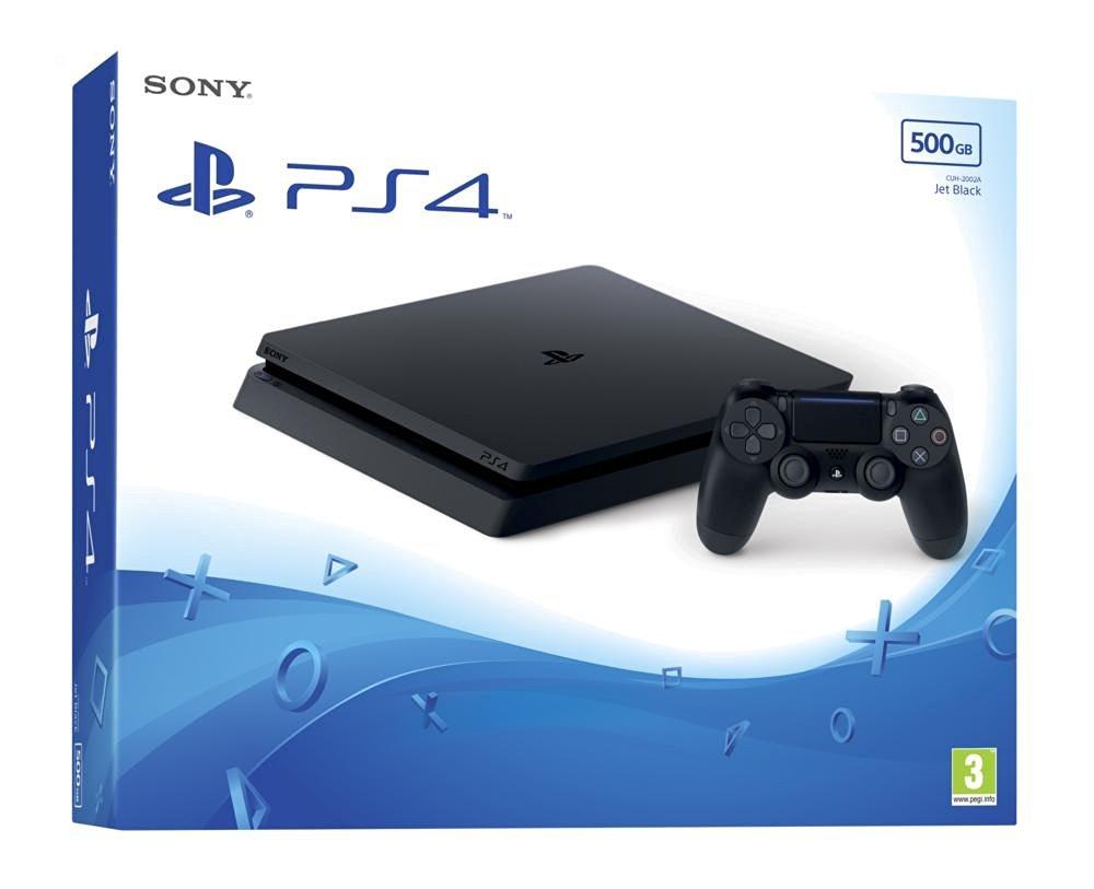 Konsolen-Schnäppchen: Playstation 4 Slim 500 GB bei Amazon für nur 199€