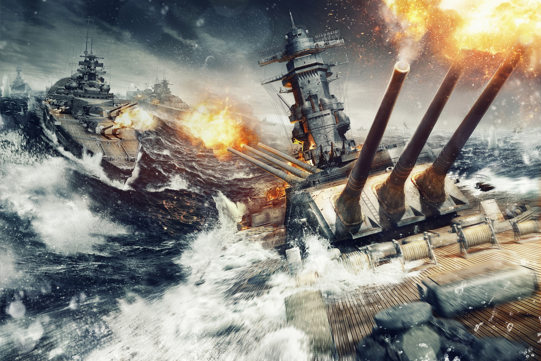 World of Warships: Supertester, Superschiff, Superärger