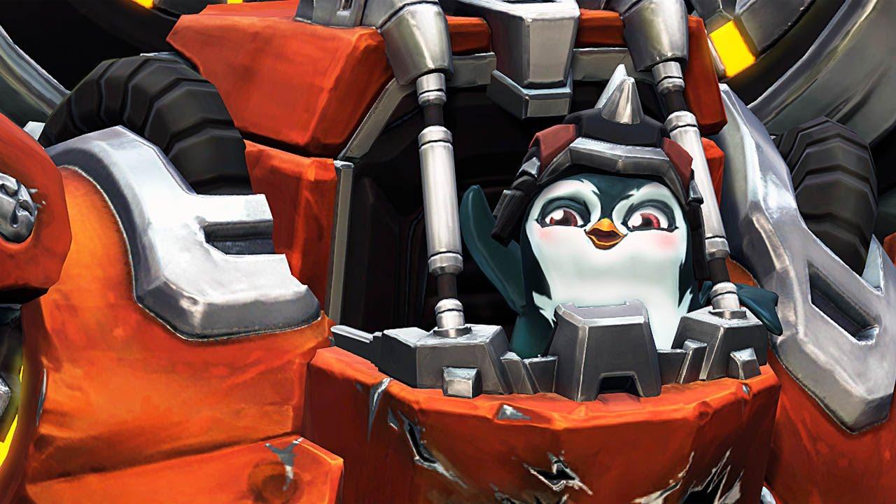 """Battleborn: Pinguine und Rotzbuben gegen Laser in DLC-Mission """"Toby's Friendship Raid"""""""