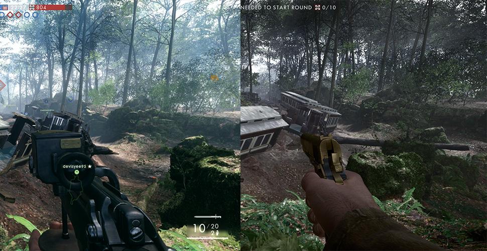 Battlefield 1: Versehentliches Grafik-Downgrade auf PC und PS4?
