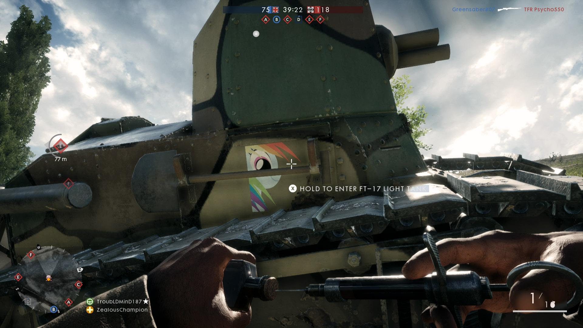 Battlefield 1: Guide – Embleme gestalten und auswählen