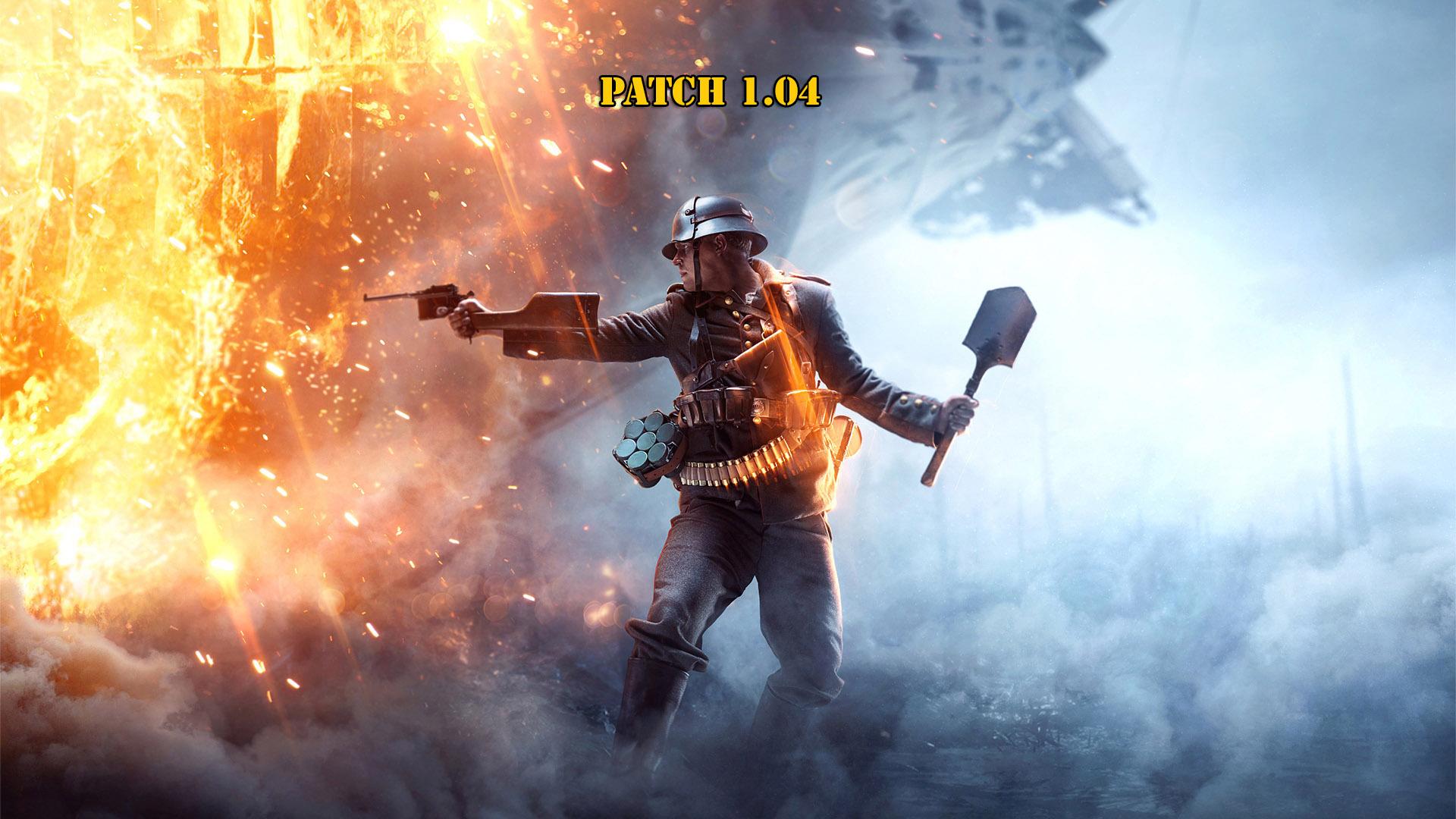 Battlefield 1: Update 1.04 – Das sind die Patch-Notes