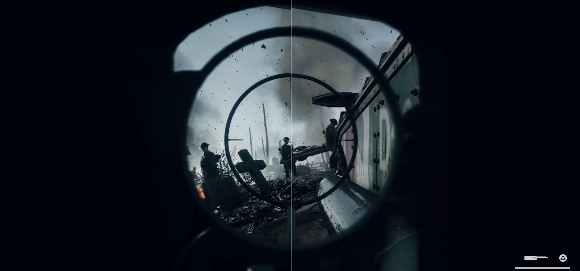 Battlefield 1: PS4 Pro 4K vs. PS4 Original – Unterschiede im Video-Vergleich