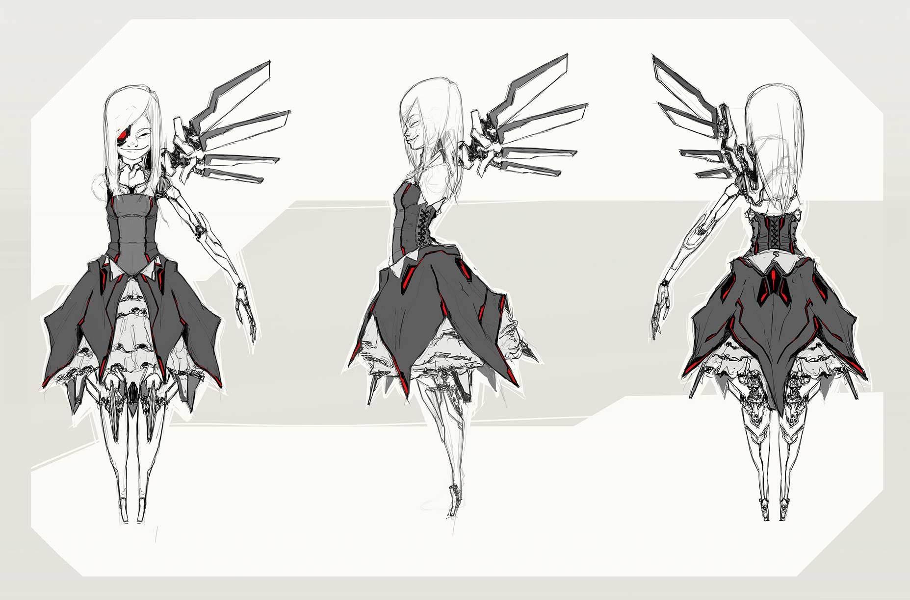 Battleborn: Neue Heldin Beatrix hat einen Putzfimmel und einen Killer-Arm