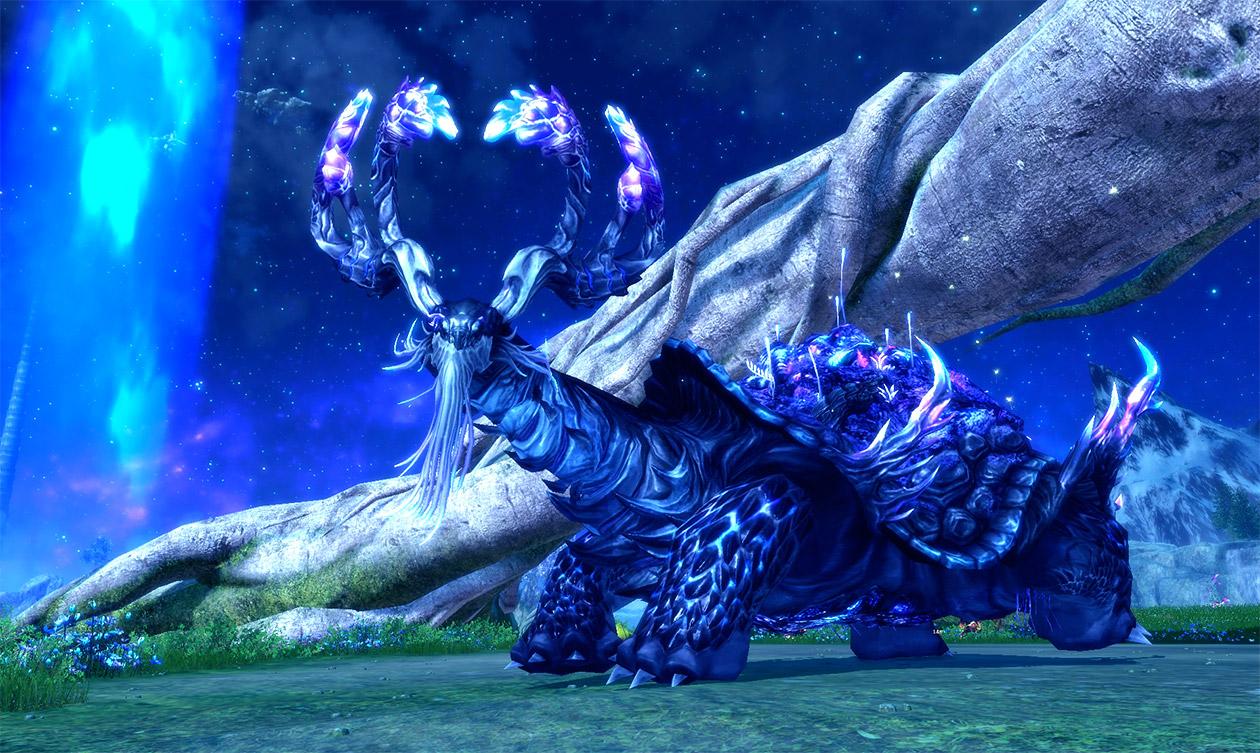 Blade & Soul: 24 Kung-Fu-Kämpfer gegen die Kröte! Neues Update bringt Riesen-Raid