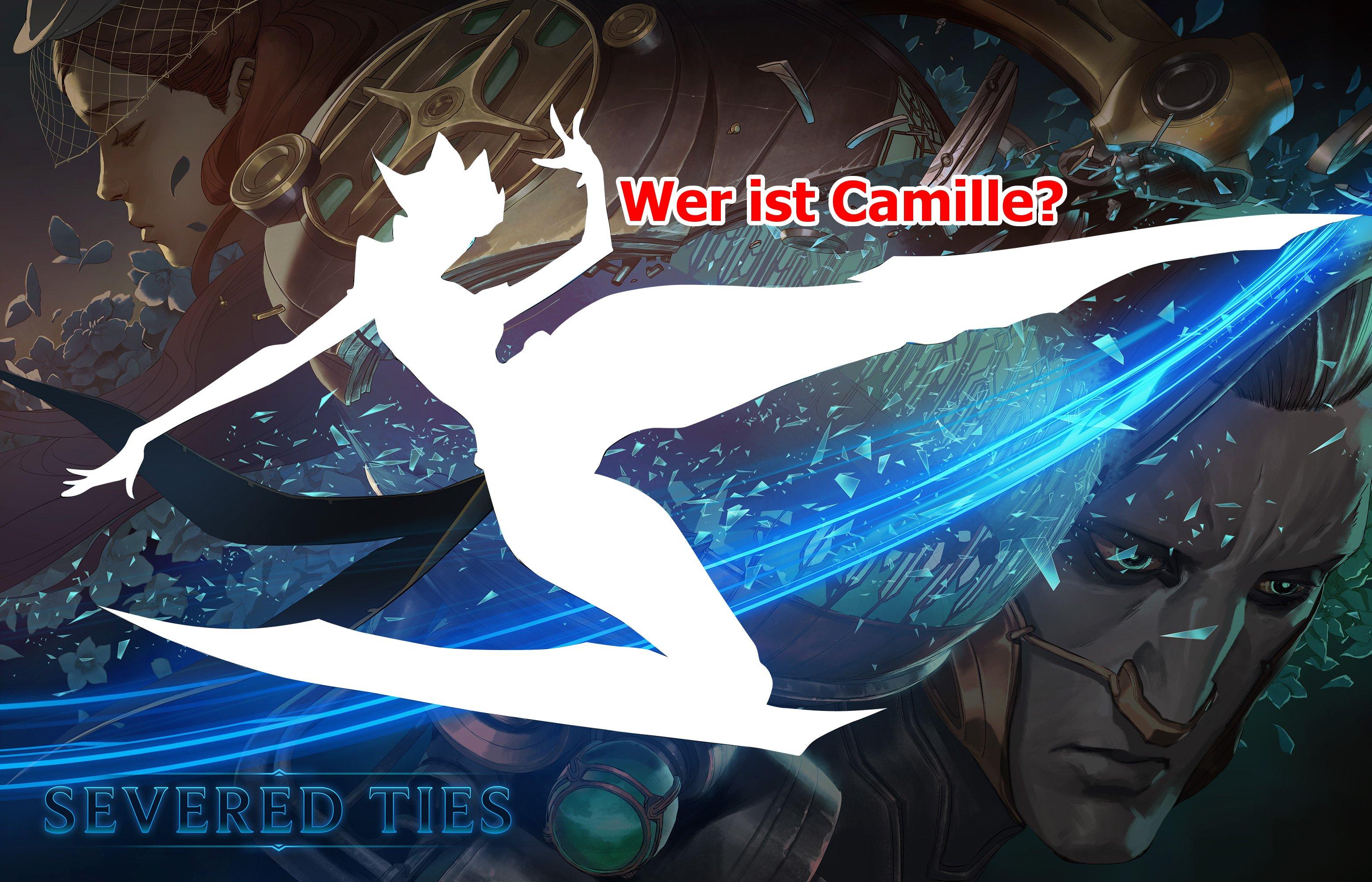LoL Neue Heldin Camille sieht aus wie diese Kino-Killerin