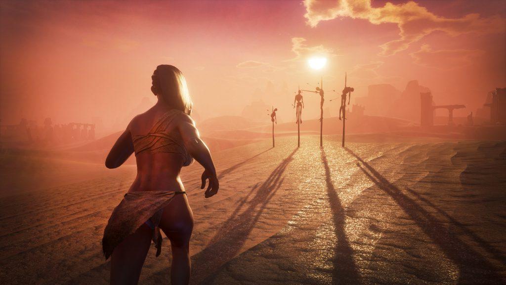 Conan Exiles: Clan erstellen und Spieler einladen