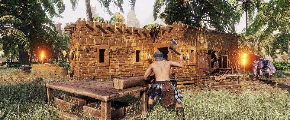 Conan Exiles: Dedicated Server erstellen und Config einrichten