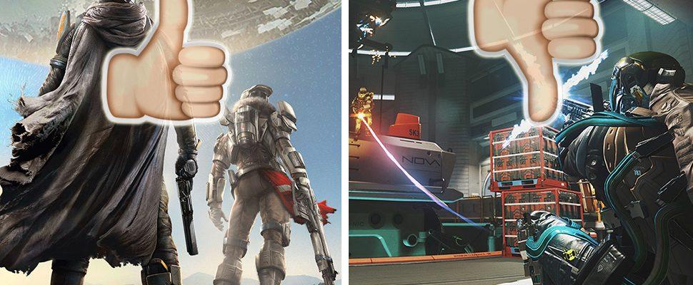Analyst: Destiny und The Division schaden CoD, Titanfall 2 und Watch Dogs 2