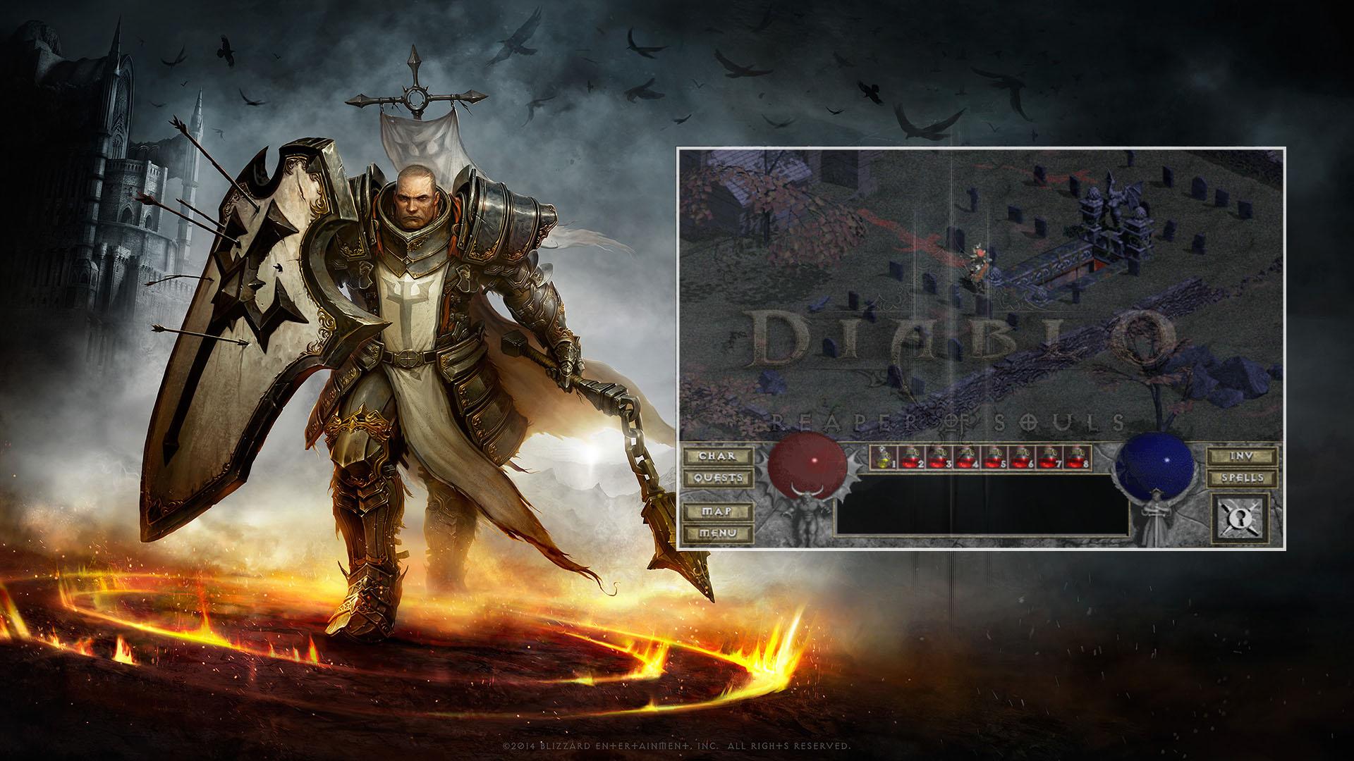 """Diablo 3: """"Den Namen nicht wert"""" – Viel Kritik am Remake von Diablo 1"""