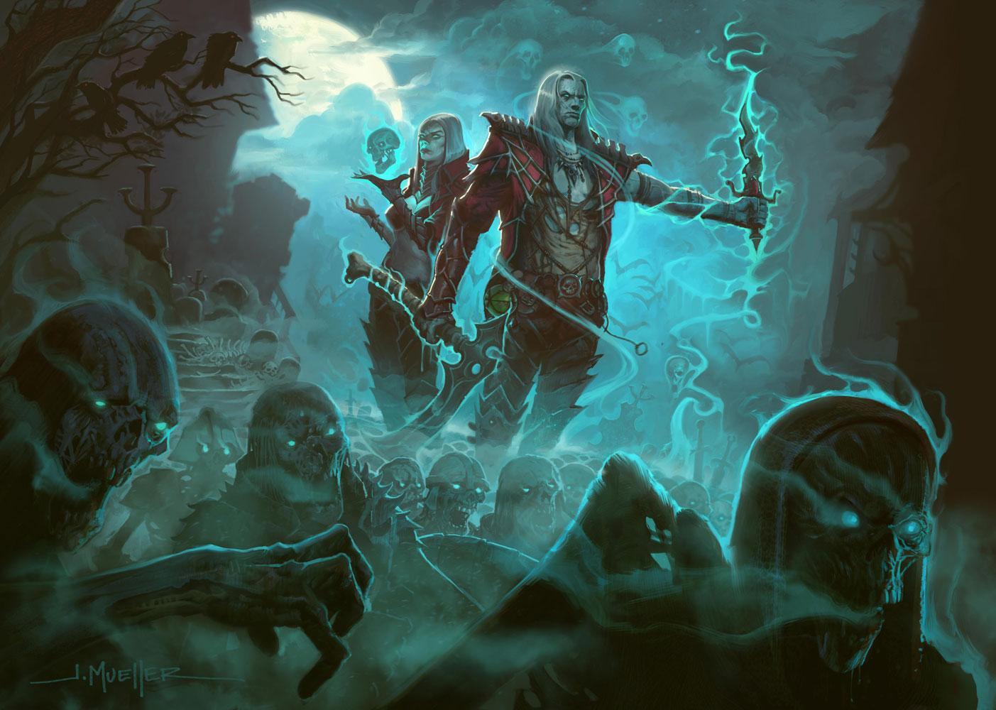 Diablo 3: Doppel EXP-Wochenende als Entschädigung für Necro-Exploit