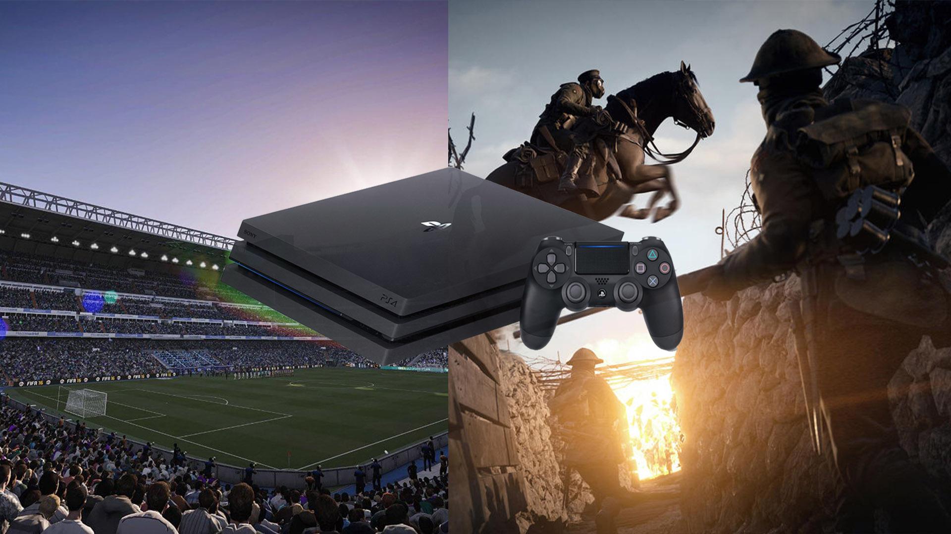 """EA ist """"Publisher Nr. 1"""" auf PS4 und Xbox One, FIFA 17 und BF1 stark"""
