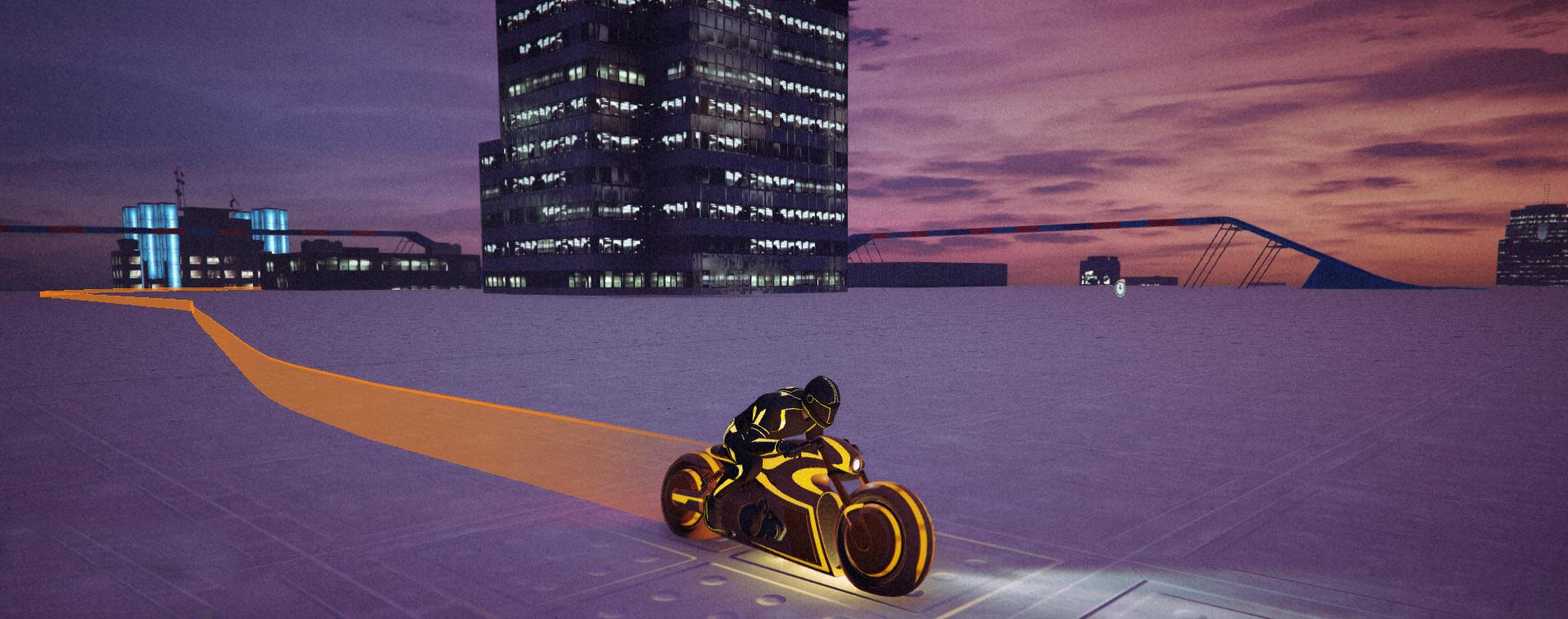 """GTA 5 Online: Tron-Bike """"Shotaro"""" jetzt verfügbar – So schaltet Ihr es frei"""